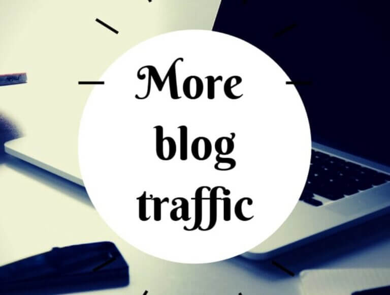 How to get more traffic to your blog, some proven ways