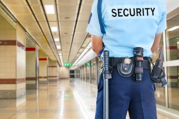 The advantages of hiring a security guard for your business